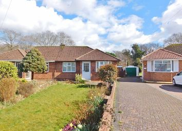 Thumbnail 2 bed semi-detached bungalow for sale in Harold Road, Stubbington, Fareham