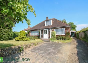 Thumbnail 3 bed detached bungalow for sale in Longfield Lane, Cheshunt, Waltham Cross