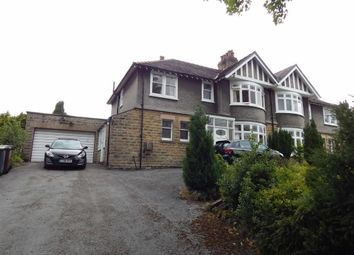 Thumbnail 4 bed semi-detached house to rent in Macclesfield Road, Buxton, Derbyshire