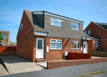 Thumbnail 2 bed semi-detached house for sale in Captain Cooks Close, Staithes