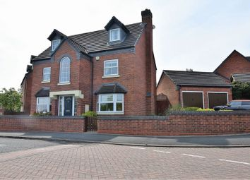 Thumbnail 5 bed detached house for sale in 60 Glendale, Lawley Village, Telford