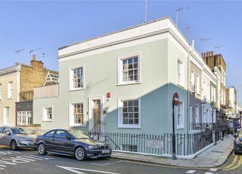 Thumbnail 3 bed end terrace house for sale in Hillgate Place, Kensington, London