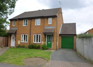 Thumbnail 2 bed property to rent in Plessey Close, Towcester
