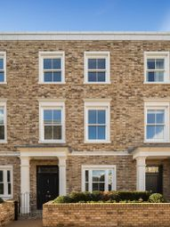 Thumbnail 4 bed town house for sale in Palladian Gardens, Burlington Lane, Chiswick, London