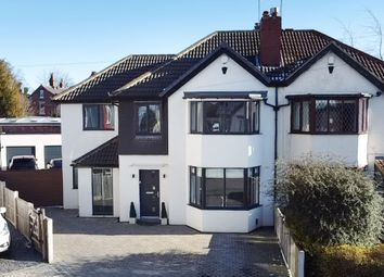 Thumbnail 5 bed semi-detached house for sale in Kings Croft Gardens, Leeds