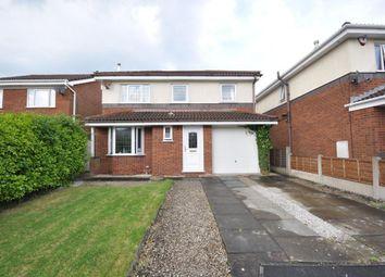 Thumbnail 4 bed detached house for sale in Hornbeam Close, Penwortham, Preston, Lancashire