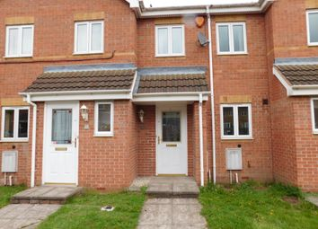 Thumbnail 2 bed town house to rent in Heathfield Way, Mansfield