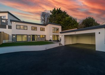 Thumbnail 4 bed detached house for sale in Pine Gardens, Peverell, Plymouth