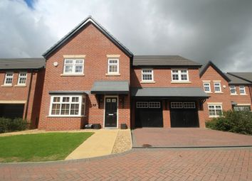 Thumbnail 6 bed detached house for sale in Daisy Avenue, Carlisle, Cumbria