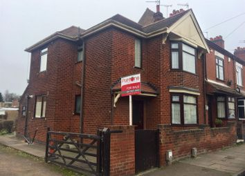 Thumbnail 3 bed terraced house for sale in Stanley Road, Nuneaton