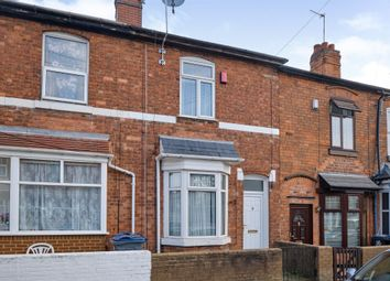 Thumbnail 2 bed terraced house for sale in Cornwall Road, Handsworth Wood, Birmingham