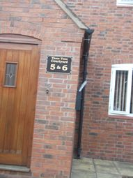 Thumbnail 2 bed flat to rent in 3 Tuns Court Yard, Atherstone