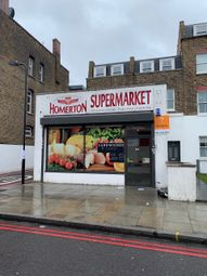 Thumbnail Retail premises to let in Homerton High Street, London