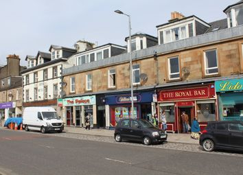 Thumbnail 2 bed flat to rent in West Clyde Street, Helensburgh
