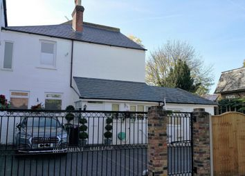 Thumbnail 3 bed cottage for sale in Beaumont Cottage Beaumont Close, Epsom Road, Ewell