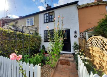 Thumbnail 2 bed terraced house for sale in The Street, Tuddenham, Ipswich