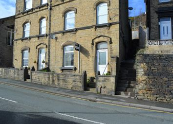 Thumbnail 2 bedroom terraced house for sale in Thornhill Road, Longwood, Huddersfield