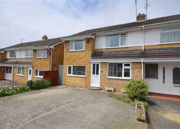 Thumbnail 3 bed semi-detached house for sale in Pinemount Road, Hucclecote, Gloucester, Gloucester