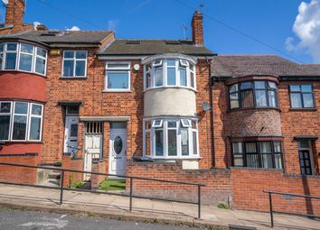 Thumbnail 4 bed terraced house for sale in Wood Hill, Spinney Hill, Leicester