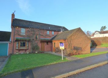 Thumbnail 5 bed link-detached house for sale in Oaklands, Cradley, Malvern