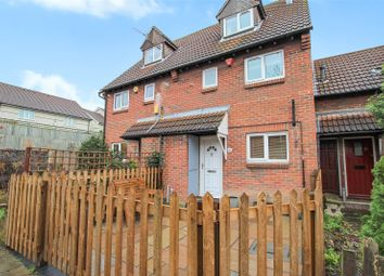 Thumbnail 4 bedroom terraced house for sale in Nickelby Close, Thamesmead, London