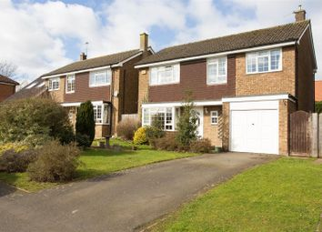 Thumbnail 4 bed detached house for sale in Darleys Close, Grendon Underwood, Aylesbury