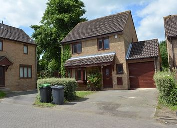 Thumbnail 4 bed detached house to rent in Wells Close, Kempston, Bedford