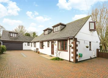 Thumbnail 4 bed detached bungalow for sale in Gas Lane, Cricklade, Wiltshire