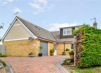 Thumbnail 4 bed detached bungalow for sale in Station Hill, Redenhall, Harleston