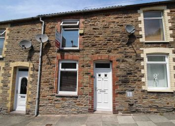 Thumbnail 2 bed terraced house for sale in Madoc Street, Graig, Pontypridd