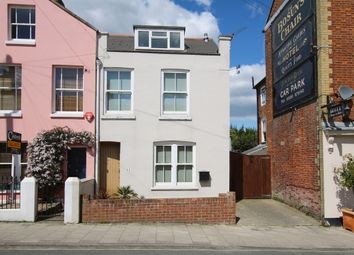 Thumbnail 3 bed end terrace house for sale in Station Street, Lymington, Hampshire