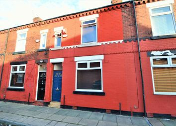 Thumbnail 3 bed terraced house to rent in Knutsford Street, Salford