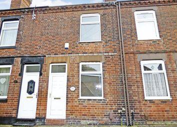 Thumbnail 2 bedroom terraced house for sale in Chilton Street, Fenton, Stoke-On-Trent