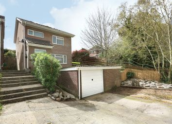 Thumbnail 4 bedroom detached house for sale in Holmwood Avenue, Plymstock, Plymouth