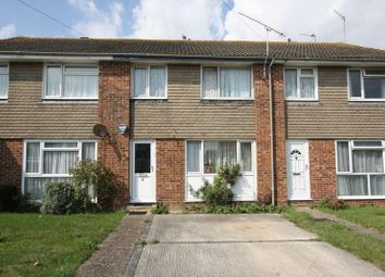 Thumbnail 3 bed terraced house for sale in Torridge Close, Worthing