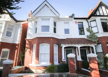 Thumbnail 4 bed semi-detached house for sale in Glendale Road, Hove
