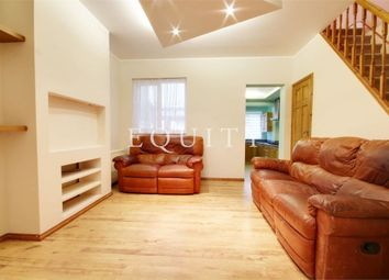 Thumbnail 2 bedroom end terrace house to rent in Catisfield Road, Enfield