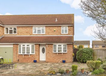 Thumbnail 3 bed semi-detached house for sale in Southbury Close, Hornchurch