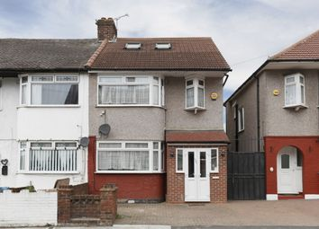 Thumbnail 4 bedroom property for sale in Somerville Road, Chadwell Heath, Romford