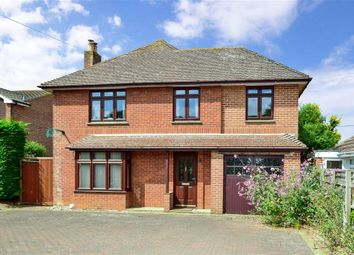 Thumbnail 5 bed detached house for sale in Alverstone Road, Apse Heath, Isle Of Wight
