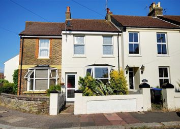 Thumbnail 3 bed terraced house for sale in Archibald Road, Worthing, West Sussex