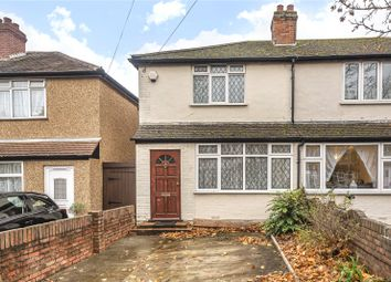 Thumbnail 2 bed end terrace house for sale in Whittington Avenue, Hayes