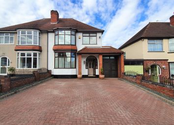 Thumbnail 3 bed semi-detached house for sale in Pitcairn Road, Bearwood, Smethwick