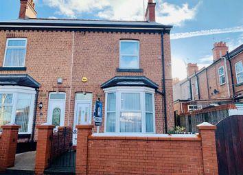 Thumbnail 3 bedroom semi-detached house for sale in Greenbank Street, Hightown, Wrexham