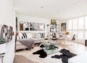 Thumbnail 1 bed flat for sale in Nelson Gardens, Bethnal Green