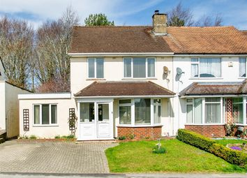 Thumbnail 3 bed semi-detached house for sale in Stratfield Road, Basingstoke