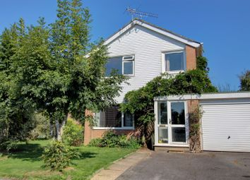 Thumbnail 3 bed detached house for sale in Holm Close, Ringwood