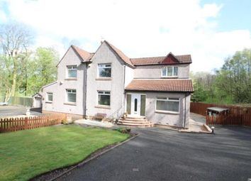 Thumbnail 4 bed semi-detached house for sale in The Lodge, Towers Road, Airdrie, North Lanarkshire