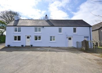 Thumbnail 4 bed detached house for sale in Mathry, Haverfordwest