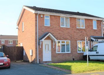 Thumbnail 2 bed semi-detached house for sale in Sceptre Close, Aqueduct, Telford, Shropshire.